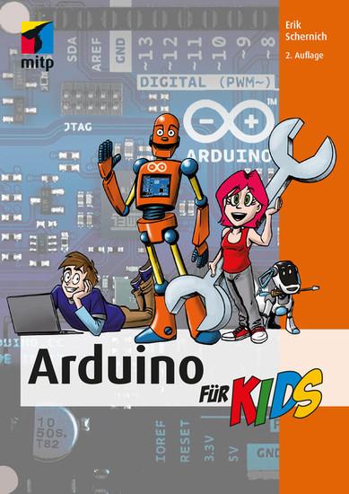 Arduino für Kids - Blick ins Buch