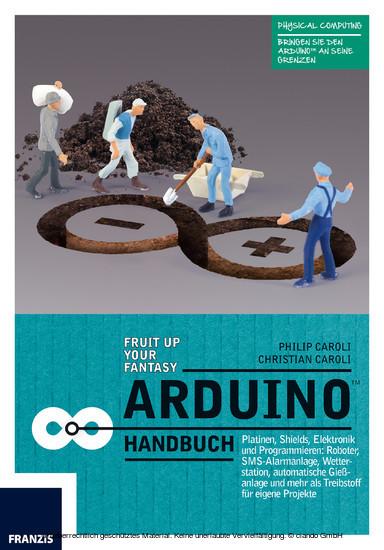 Arduino Handbuch - Blick ins Buch