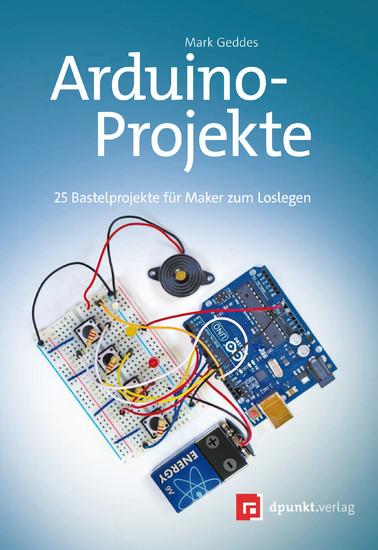 Arduino-Projekte - Blick ins Buch