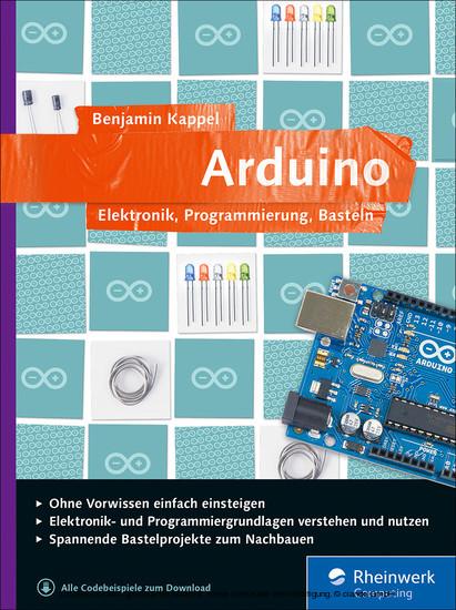 Arduino - Blick ins Buch