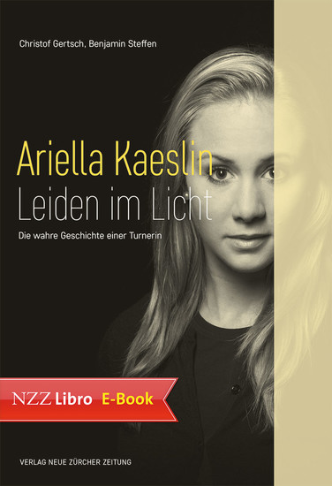 Ariella Kaeslin - Leiden im Licht - Blick ins Buch