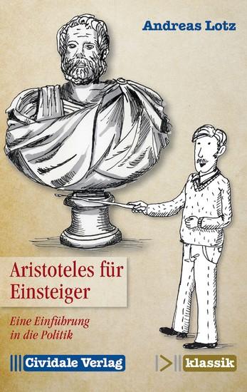 Aristoteles für Einsteiger - Blick ins Buch