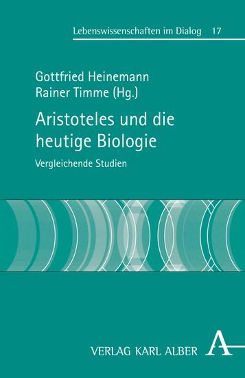 Aristoteles und die heutige Biologie - Blick ins Buch