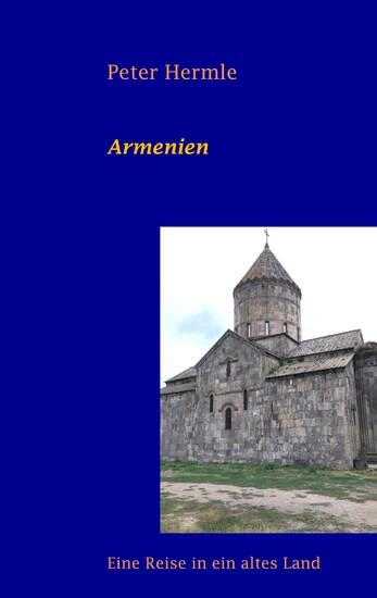 Armenien - Blick ins Buch