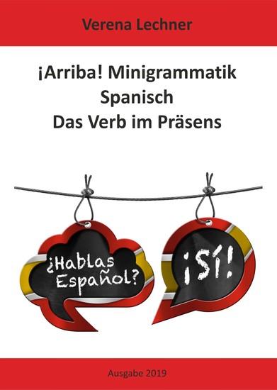 ¡Arriba! Minigrammatik Spanisch - Blick ins Buch