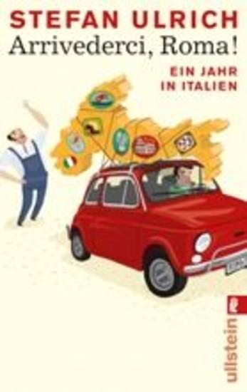 Arrivederci, Roma! - Blick ins Buch