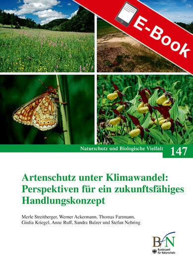 Artenschutz unter Klimawandel: Perspektiven für ein zukunftsfähiges Handlungskonzept - Blick ins Buch