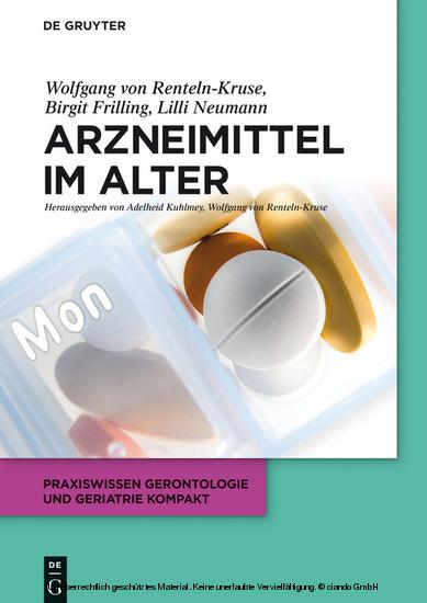 Arzneimittel im Alter - Blick ins Buch