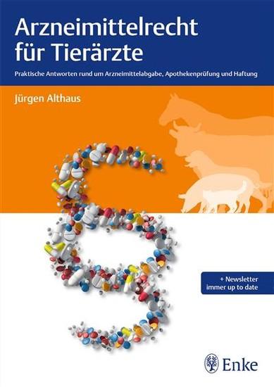 Arzneimittelrecht für Tierärzte - Blick ins Buch