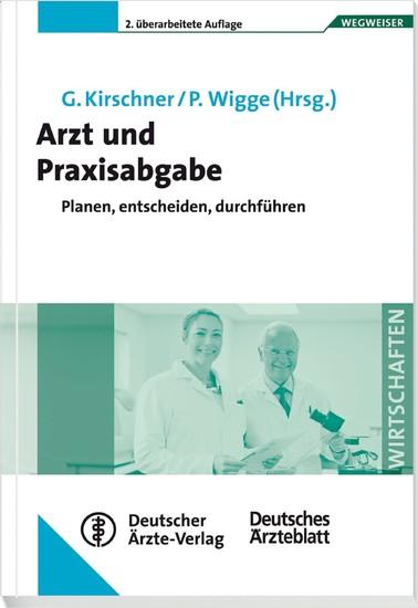 Arzt und Praxisabgabe - Blick ins Buch