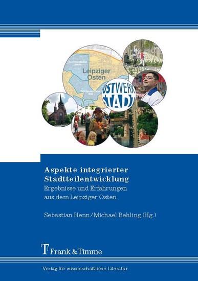 Aspekte integrierter Stadtteilentwicklung - Blick ins Buch