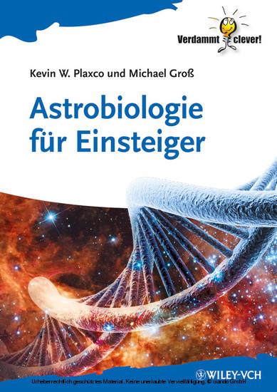Astrobiologie fur Einsteiger - Blick ins Buch