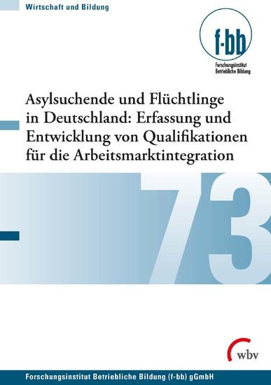 Asylsuchende und Flüchtlinge in Deutschland: - Blick ins Buch