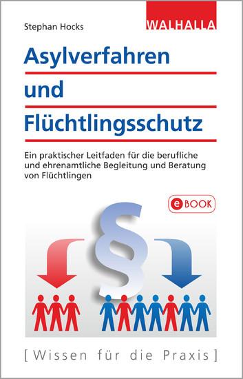 Asylverfahren und Flüchtlingsschutz - Blick ins Buch