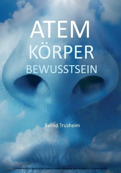 Atem Körper Bewusstsein - Blick ins Buch