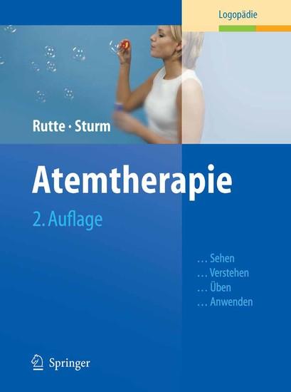 Atemtherapie - Blick ins Buch