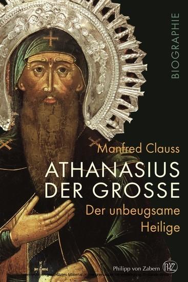 Athanasius der Große - Blick ins Buch