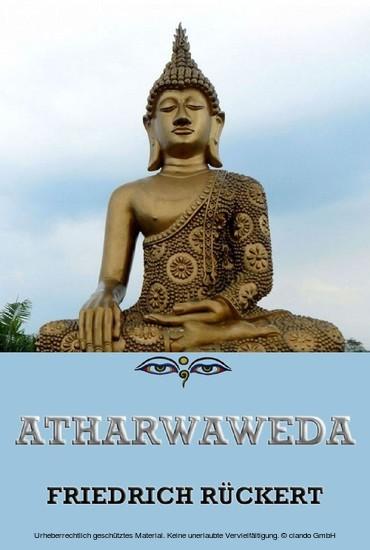 Atharwaweda - Blick ins Buch