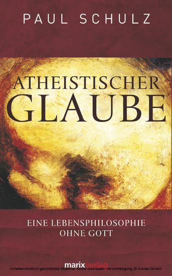Atheistischer Glaube - Blick ins Buch