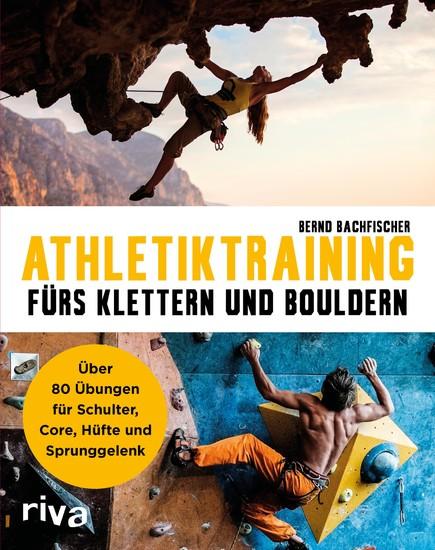 Athletiktraining fürs Klettern und Bouldern - Blick ins Buch
