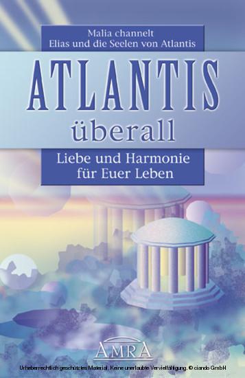 Atlantis überall - Blick ins Buch