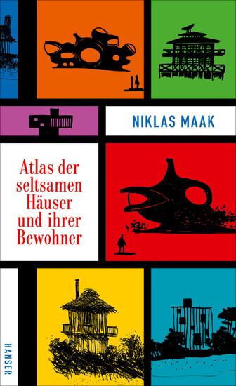 Atlas der seltsamen Häuser und ihrer Bewohner - Blick ins Buch