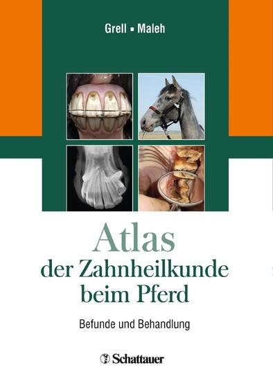 Atlas der Zahnheilkunde beim Pferd - Blick ins Buch