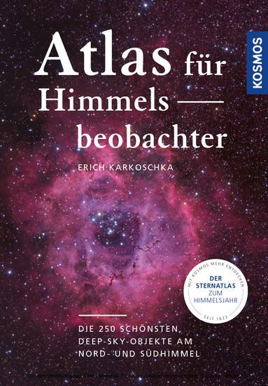 Atlas für Himmelsbeobachter - Blick ins Buch