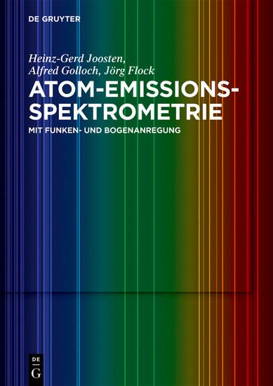 Atom-Emissions-Spektrometrie - Blick ins Buch