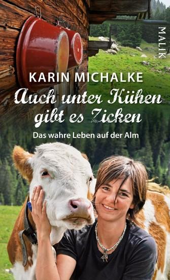 Auch unter Kühen gibt es Zicken - Blick ins Buch