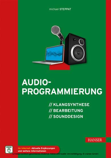 Audioprogrammierung - Blick ins Buch