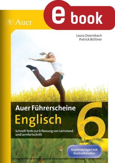 Auer Führerscheine Englisch Klasse 6 - Blick ins Buch