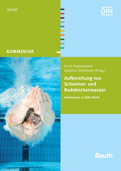 Aufbereitung von Schwimm- und Badebeckenwasser - Blick ins Buch