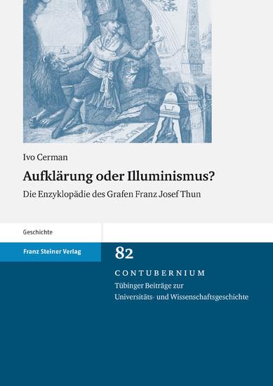 Aufklärung oder Illuminismus? - Blick ins Buch