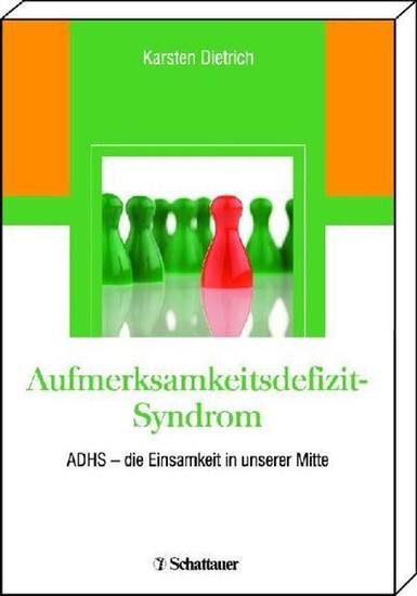 Aufmerksamkeitsdefizit-Syndrom - Blick ins Buch