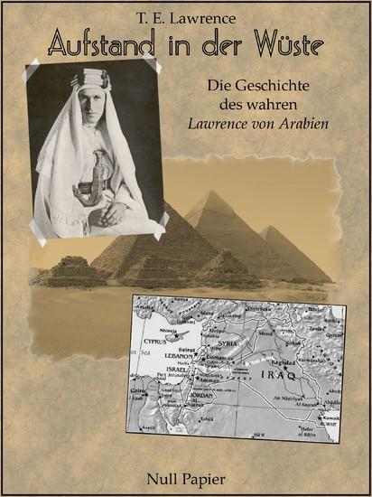 Aufstand in der Wüste - Blick ins Buch