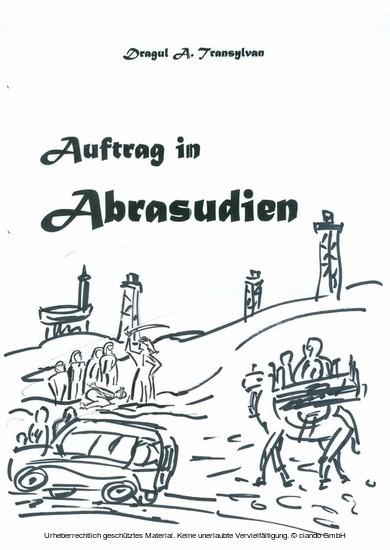 Auftrag in Abrasudien - Blick ins Buch