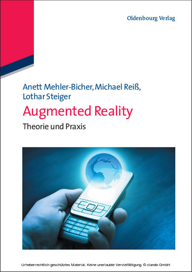 Augmented Reality - Blick ins Buch