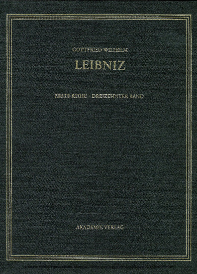 August 1696 - April 1697 - Blick ins Buch