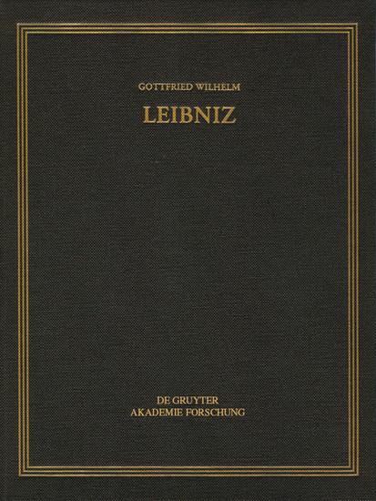 August 1705 - April 1706 - Blick ins Buch