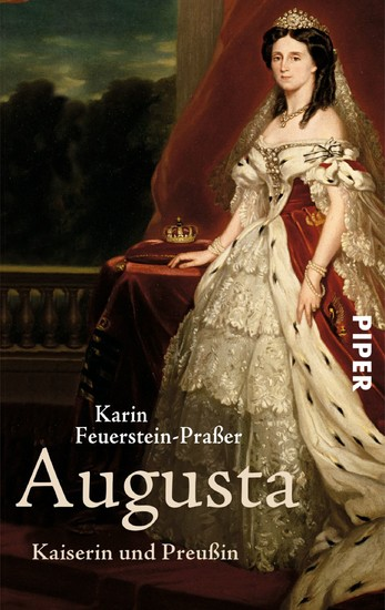 Augusta - Blick ins Buch
