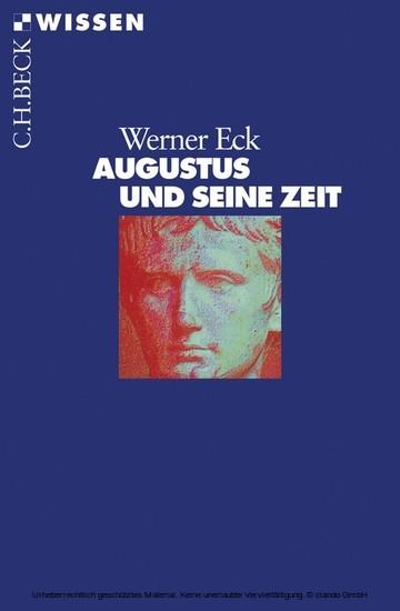 Augustus und seine Zeit - Blick ins Buch