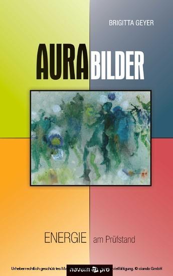 Aurabilder - Blick ins Buch