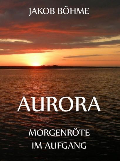 Aurora oder Morgenröte im Aufgang - Blick ins Buch