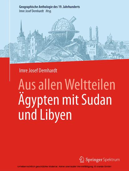 Aus allen Weltteilen Ägypten mit Sudan und Libyen - Blick ins Buch