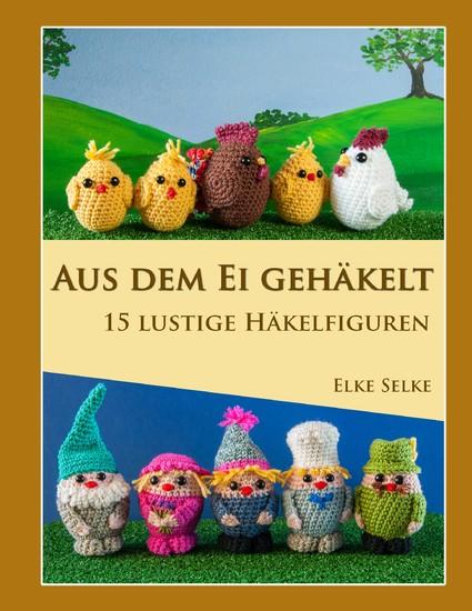 Aus dem Ei gehäkelt - Blick ins Buch