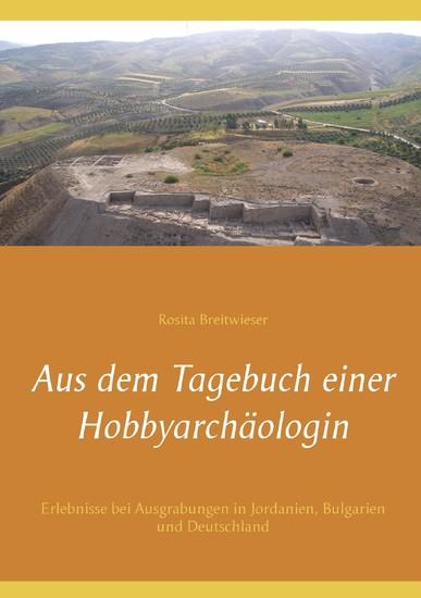 Aus dem Tagebuch einer Hobbyarchäologin - Blick ins Buch
