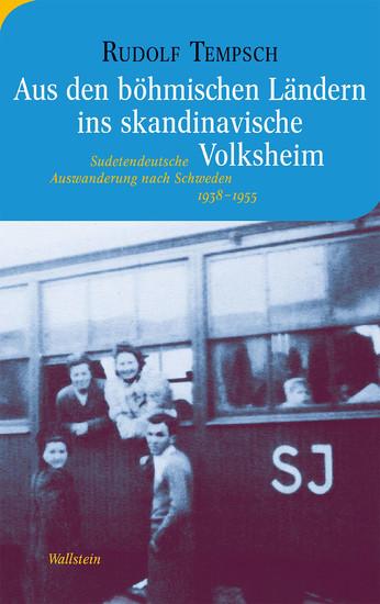 Aus den böhmischen Ländern ins skandinavische Volksheim - Blick ins Buch