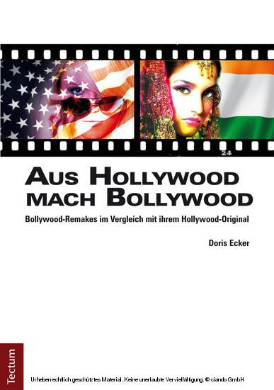 Aus Hollywood mach Bollywood - Blick ins Buch