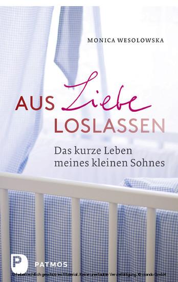 Aus Liebe loslassen - Blick ins Buch